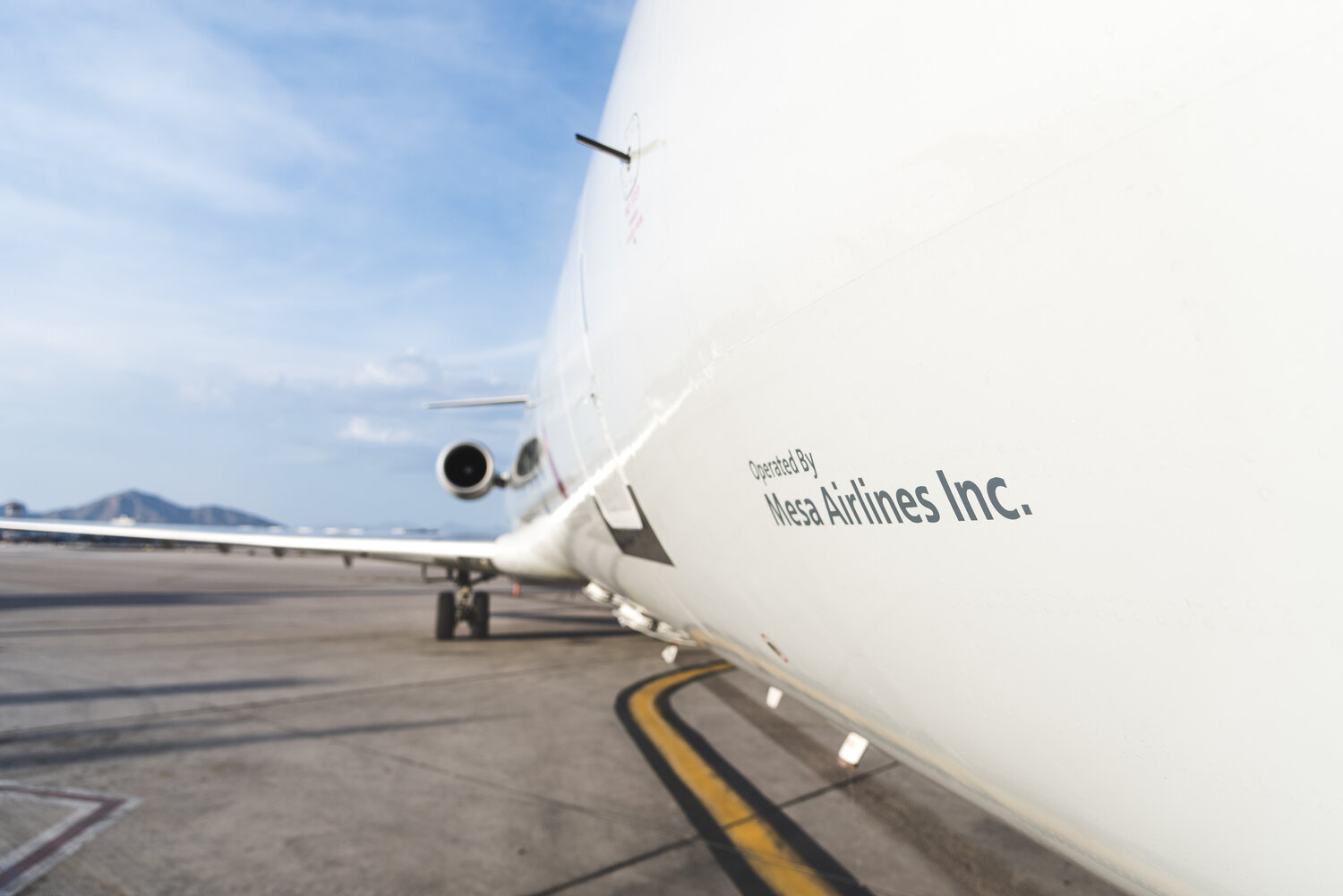 Mesa Airlines - Start Your Climb®